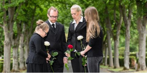 What Are the Origins & Purposes of Funerals?, East Haven, Connecticut