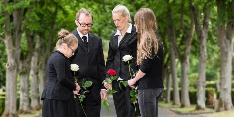Plan A Funeral Service For Loved One