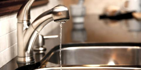 4 Consequences of Not Fixing a Leaky Faucet, Lincoln, Nebraska