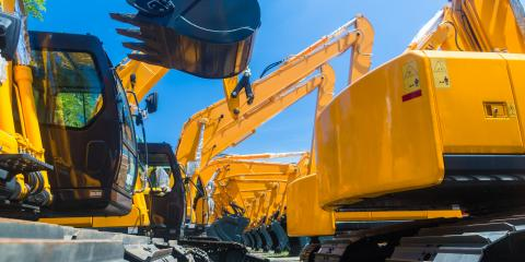 How to Keep Your Heavy Equipment in Good Shape, Rochester, New York