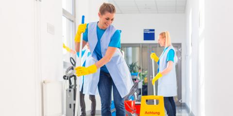 How Marsden Building Maintenance Commercial Cleaning Services Are Environmentally Friendly, St. Paul, Minnesota