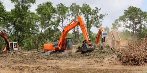4 FAQ About Land Clearing, Hill, Wisconsin