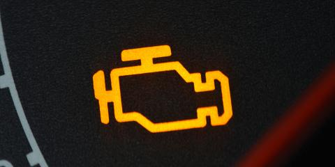 3 Reasons You Shouldn't Ignore Your Check Engine Light, Sharonville, Ohio