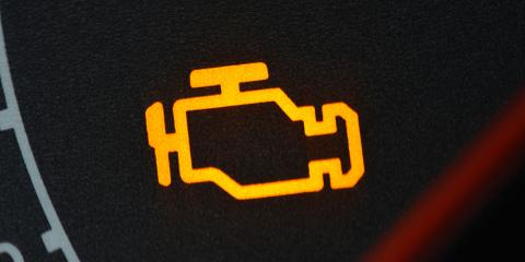 Is Your Check Engine Light On? Here's What It Could Mean, De Soto, Missouri