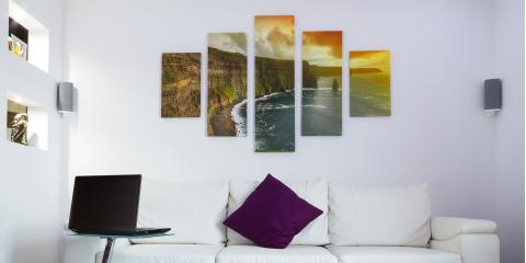 Metal Vs. Canvas Prints, Anchorage, Alaska