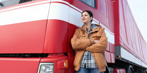 A Guide to Women & the Trucking Industry , Sharon, Ohio