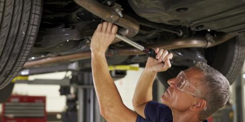 Auto Repair Shop Explains Vehicle Exhaust Systems, North Madison, Ohio