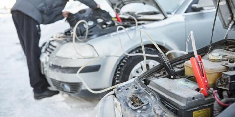 Ask an Auto Shop: How Do I Jump-Start My Car?, Stillwater, Minnesota