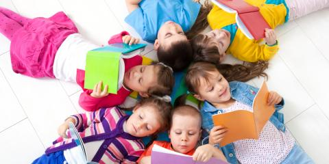 What Kind of Preschool Books Should You Read to Your Child?, Rochester, New York