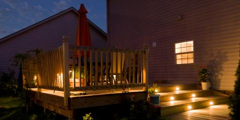 The Do's & Don'ts of Lighting Patio Rooms, Nicholasville, Kentucky