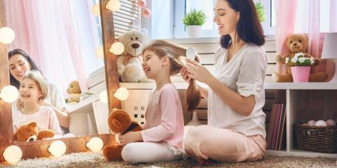 4 Tips for Brushing Your Child's Hair, Kiryas Joel, New York
