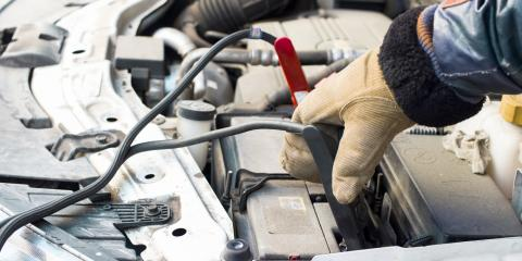 How Does Cold Weather Impact a Car's Battery?, Cincinnati, Ohio