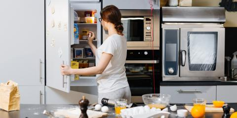 4 Steps You Can Take to Keep Kitchen Appliances in Top Condition, South Amherst, Ohio