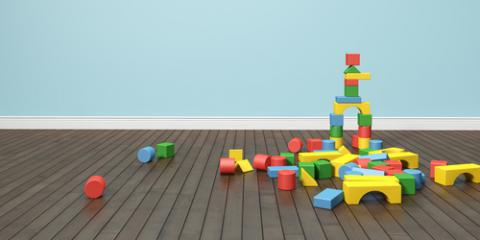 3 Important Skills to Teach Your Child With Building Blocks, Henrietta, New York