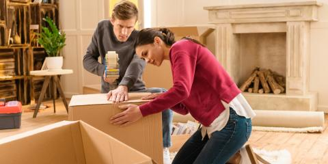4 Essential Packing Supplies for Moving, Rochester, New York