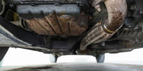 Geneseo Auto Repair Shop Explains the Causes Behind Engine Oil Leaks, Geneseo, New York
