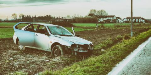 When You Should Call an Attorney After an Auto Accident, Russellville, Arkansas