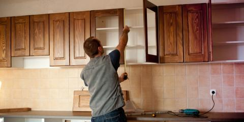 3 Popular Wood Options for Kitchen Cabinets, Rochester, New York
