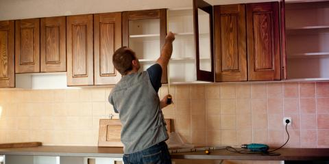 3 Signs You Should Replace Your Kitchen Cabinets, Union, Ohio