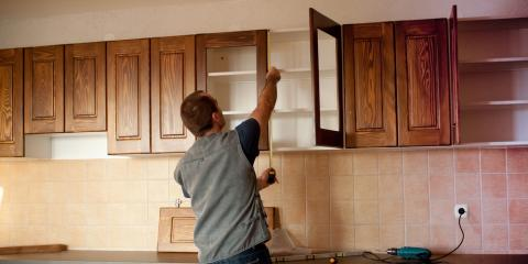 3 Reasons to Refinish Kitchen Cabinets Instead of Replacing Them, St. Ann, Missouri