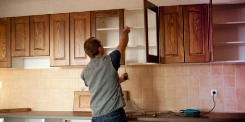 Dark Vs. Light Cabinets for Your Kitchen Remodeling Project , Centerville, Ohio