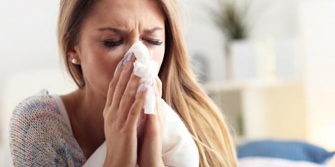 Can Fluctuating Temperatures Make You Sick?, Clarksville, Maryland