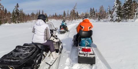 3 Safety Tips for Snowmobile Riders , Homer, Alaska