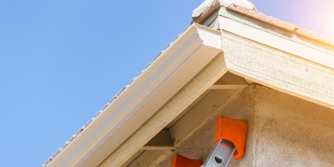 3 Key Differences Between Standard & Seamless Gutters, Dothan, Alabama