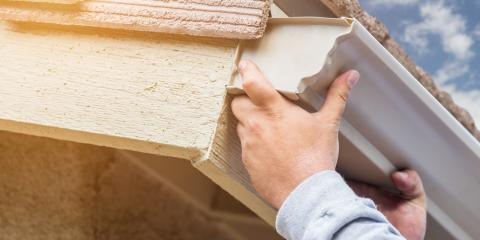 5 Signs You Need New Gutters on Your Home, Liberty, Missouri