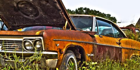 3 Factors to Weigh When Selling a Junk Car , Andover, Minnesota