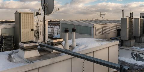 3 Commercial Roofing Issues You May Face This Winter, Lincoln, Nebraska