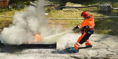 3 Steps to Take When Using a Fire Extinguisher, Eau Claire, Wisconsin