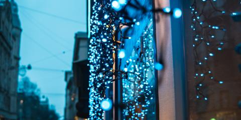 A Guide to Removing Holiday Paint From Storefront Windows, Nicholasville, Kentucky