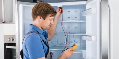 3 Common Refrigerator Repair Problems, South Amherst, Ohio
