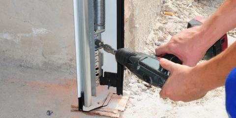 A Guide to Maintaining Your Garage Doors, Tomah, Wisconsin