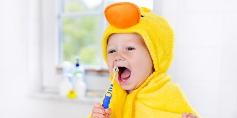 When Should You Start Brushing Your Child's Teeth?, Chillicothe, Ohio