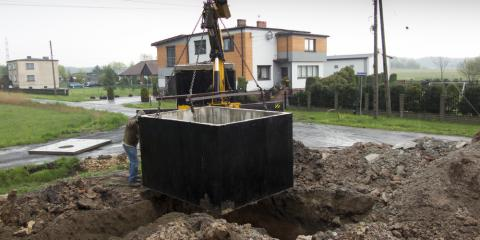 3 Reasons to Let an Expert Handle Your Septic Tank Installation, Nancy, Kentucky