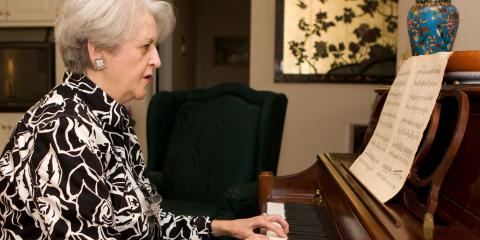 3 Benefits of Playing Piano for Seniors, Anchorage, Alaska