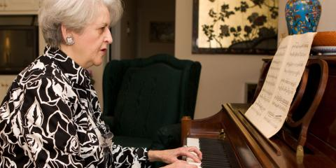 How Music Education Benefits Senior Citizens, Clarksville, Maryland