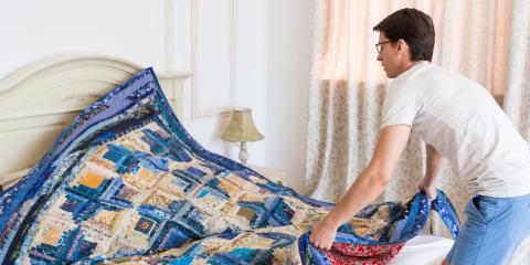 How to Wash Your Quilt, Kihei, Hawaii