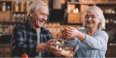 3 Foods Seniors Can Eat to Improve Their Bone Health, Honolulu, Hawaii