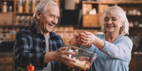 The Difference Between Dentures & Implants, Harrison, Ohio