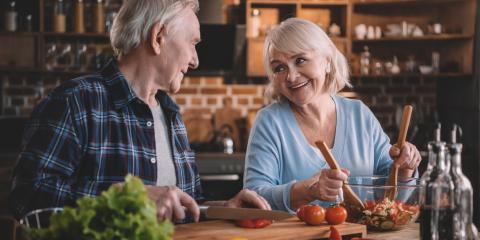 Essential Vitamins & Nutrients for Seniors, Cincinnati, Ohio