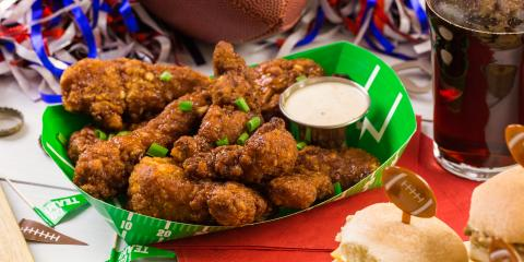 Why You Should Order Hot Wings for Parties, Hempstead, New York