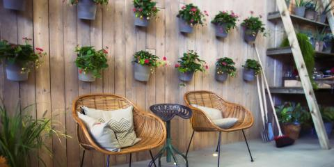 Designing Your Outdoor Patio Garden, Cherry Hill Mall, New Jersey