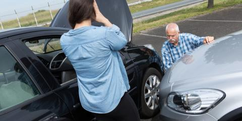 What Should You Do After an Auto Accident?, East Rochester, New York