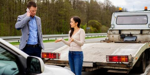 3 Safety Tips to Use When Waiting for a Tow Truck, Baraboo, Wisconsin