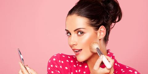 A Beauty School Explains the Difference Between Contouring & Highlighting, Boston, Massachusetts