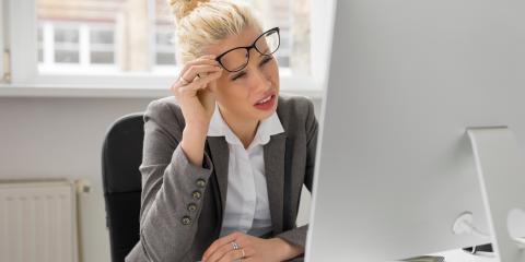 4 Causes of Eye Irritation, Cincinnati, Ohio