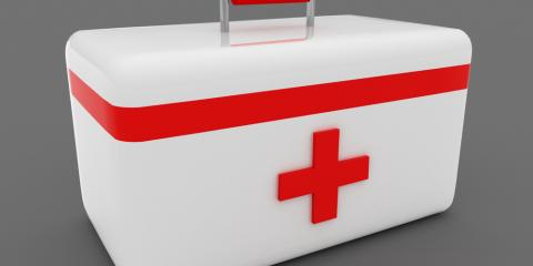 Health Care Facility Shares 5 Items That Should Be in a First-Aid Kit, Queens, New York